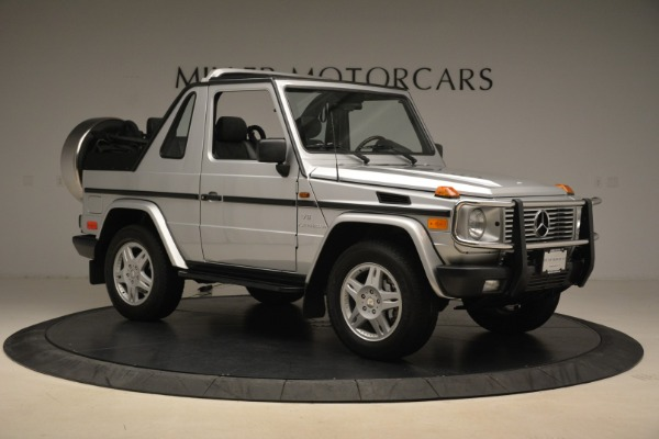 Used 2000 Mercedes-Benz G500 RENNTech for sale Sold at Alfa Romeo of Westport in Westport CT 06880 10