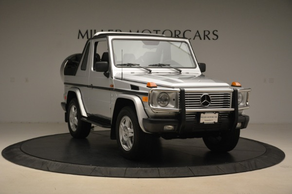 Used 2000 Mercedes-Benz G500 RENNTech for sale Sold at Alfa Romeo of Westport in Westport CT 06880 11