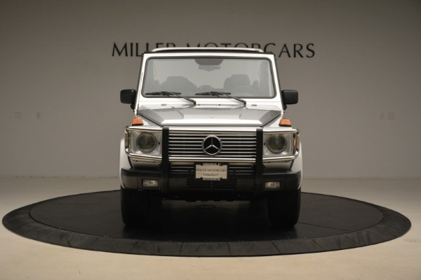 Used 2000 Mercedes-Benz G500 RENNTech for sale Sold at Alfa Romeo of Westport in Westport CT 06880 12