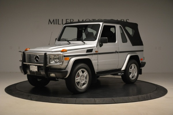 Used 2000 Mercedes-Benz G500 RENNTech for sale Sold at Alfa Romeo of Westport in Westport CT 06880 26