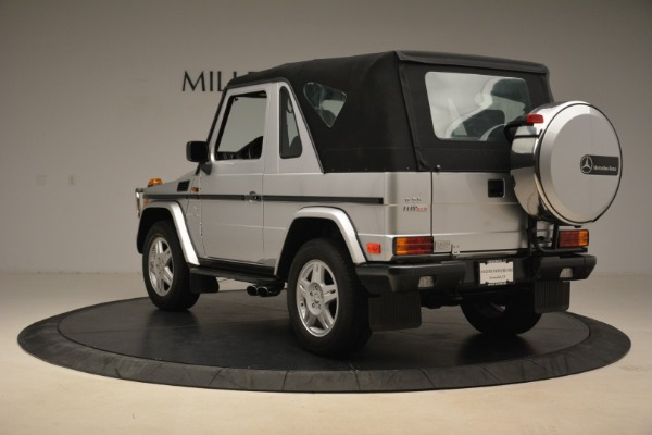Used 2000 Mercedes-Benz G500 RENNTech for sale Sold at Alfa Romeo of Westport in Westport CT 06880 28