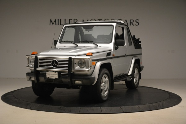 Used 2000 Mercedes-Benz G500 RENNTech for sale Sold at Alfa Romeo of Westport in Westport CT 06880 1