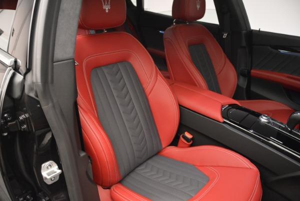 New 2018 Maserati Quattroporte S Q4 GranLusso for sale Sold at Alfa Romeo of Westport in Westport CT 06880 23