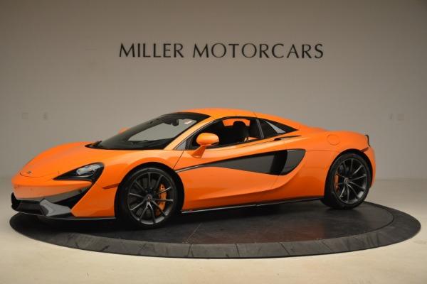 Used 2018 McLaren 570S Spider Convertible for sale Sold at Alfa Romeo of Westport in Westport CT 06880 15