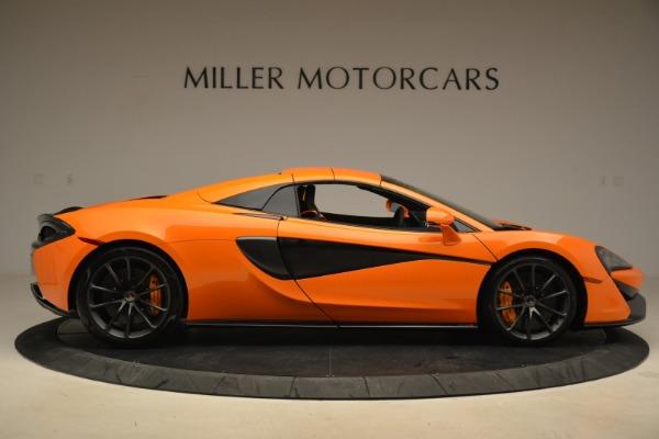 Used 2018 McLaren 570S Spider Convertible for sale Sold at Alfa Romeo of Westport in Westport CT 06880 20