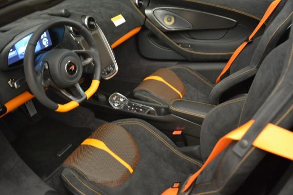 Used 2018 McLaren 570S Spider Convertible for sale Sold at Alfa Romeo of Westport in Westport CT 06880 25