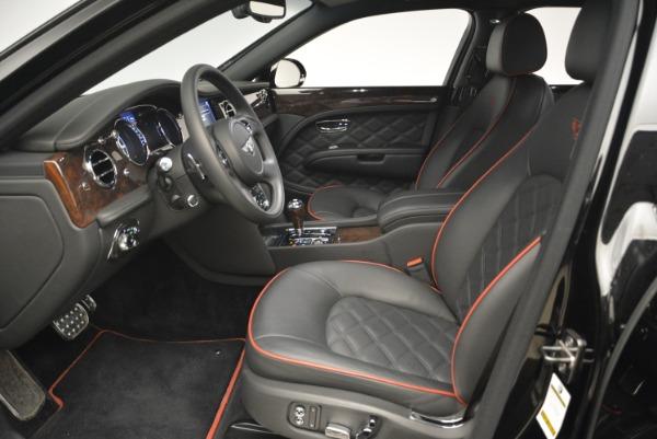 Used 2016 Bentley Mulsanne for sale Sold at Alfa Romeo of Westport in Westport CT 06880 19