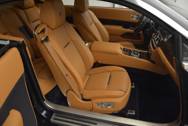 Used 2016 Rolls-Royce Wraith for sale Sold at Alfa Romeo of Westport in Westport CT 06880 20