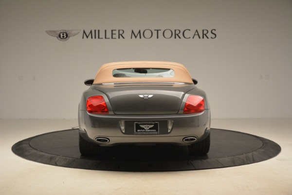Used 2008 Bentley Continental GT W12 for sale Sold at Alfa Romeo of Westport in Westport CT 06880 18
