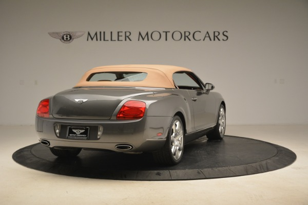Used 2008 Bentley Continental GT W12 for sale Sold at Alfa Romeo of Westport in Westport CT 06880 19