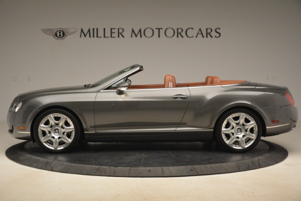 Used 2008 Bentley Continental GT W12 for sale Sold at Alfa Romeo of Westport in Westport CT 06880 3
