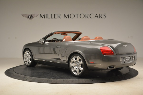 Used 2008 Bentley Continental GT W12 for sale Sold at Alfa Romeo of Westport in Westport CT 06880 4