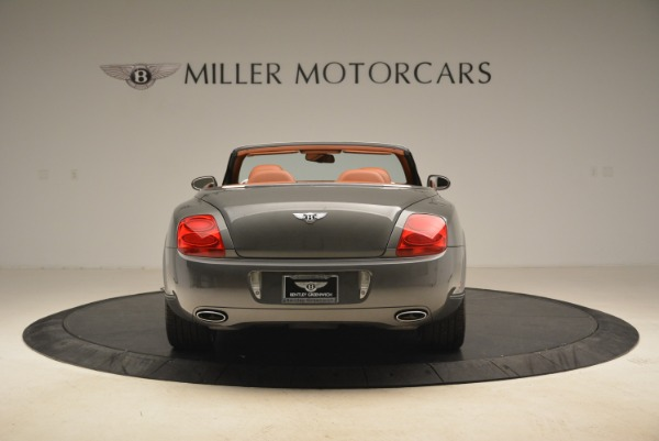 Used 2008 Bentley Continental GT W12 for sale Sold at Alfa Romeo of Westport in Westport CT 06880 6