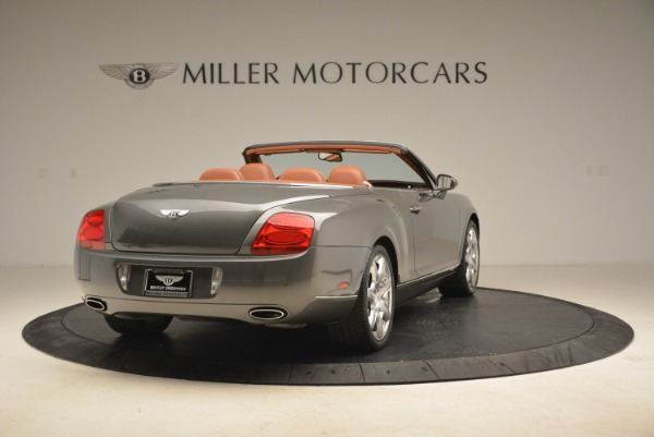 Used 2008 Bentley Continental GT W12 for sale Sold at Alfa Romeo of Westport in Westport CT 06880 7