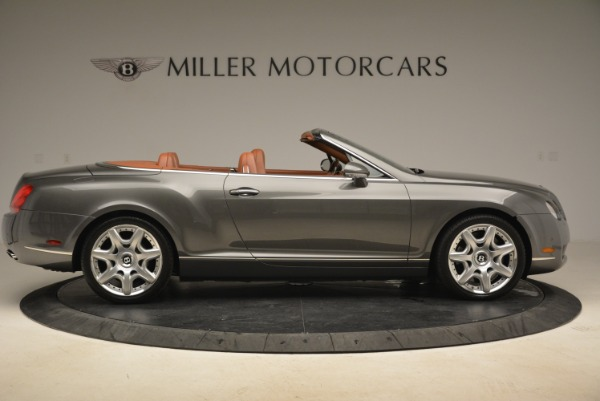 Used 2008 Bentley Continental GT W12 for sale Sold at Alfa Romeo of Westport in Westport CT 06880 9