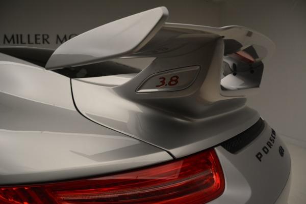 Used 2015 Porsche 911 GT3 for sale Sold at Alfa Romeo of Westport in Westport CT 06880 13
