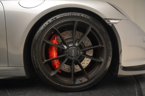 Used 2015 Porsche 911 GT3 for sale Sold at Alfa Romeo of Westport in Westport CT 06880 15