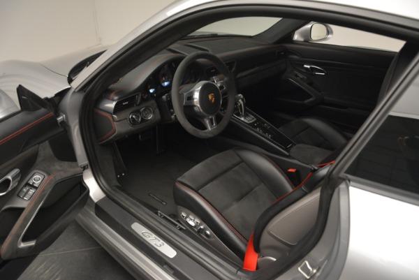 Used 2015 Porsche 911 GT3 for sale Sold at Alfa Romeo of Westport in Westport CT 06880 21