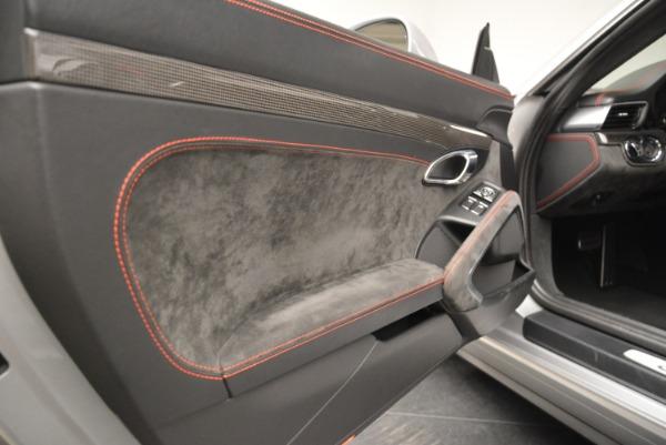 Used 2015 Porsche 911 GT3 for sale Sold at Alfa Romeo of Westport in Westport CT 06880 23