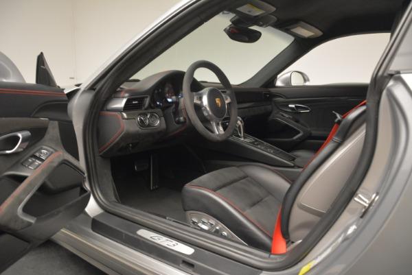 Used 2015 Porsche 911 GT3 for sale Sold at Alfa Romeo of Westport in Westport CT 06880 24