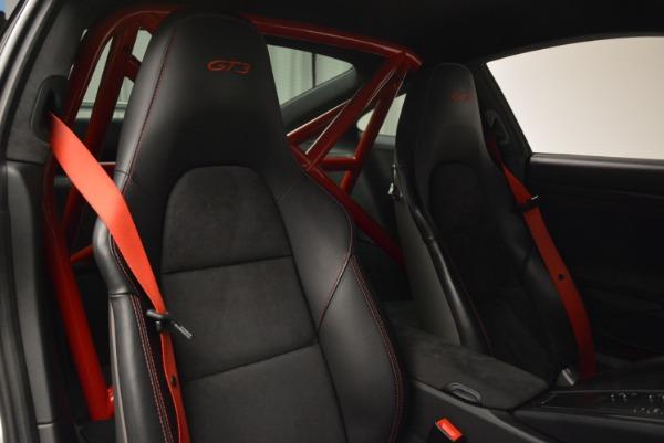 Used 2015 Porsche 911 GT3 for sale Sold at Alfa Romeo of Westport in Westport CT 06880 26