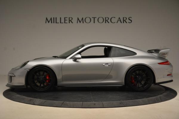 Used 2015 Porsche 911 GT3 for sale Sold at Alfa Romeo of Westport in Westport CT 06880 3