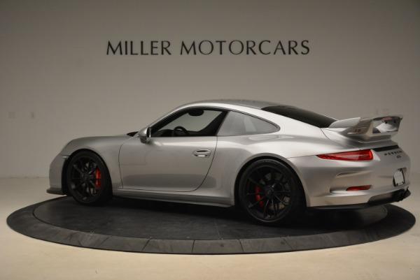 Used 2015 Porsche 911 GT3 for sale Sold at Alfa Romeo of Westport in Westport CT 06880 4