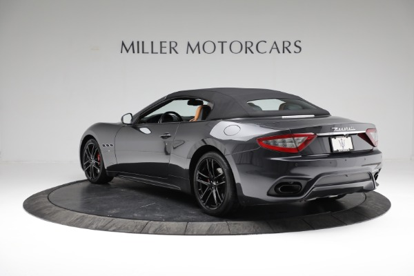 New 2018 Maserati GranTurismo Sport Convertible for sale Sold at Alfa Romeo of Westport in Westport CT 06880 10