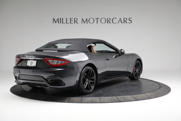 New 2018 Maserati GranTurismo Sport Convertible for sale Sold at Alfa Romeo of Westport in Westport CT 06880 14
