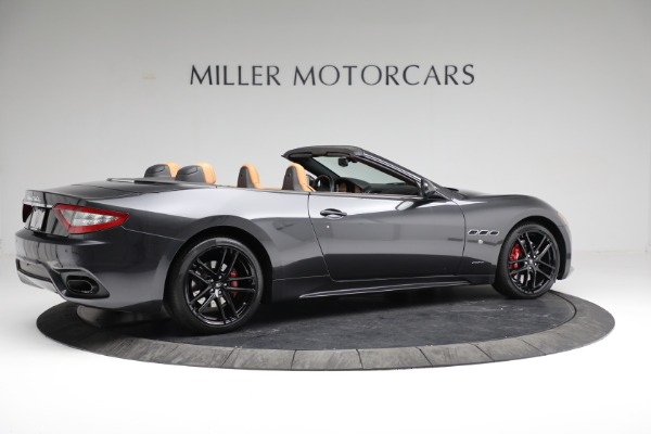 New 2018 Maserati GranTurismo Sport Convertible for sale Sold at Alfa Romeo of Westport in Westport CT 06880 15
