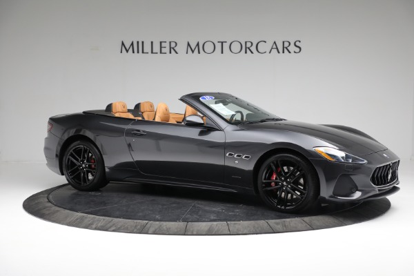 New 2018 Maserati GranTurismo Sport Convertible for sale Sold at Alfa Romeo of Westport in Westport CT 06880 19