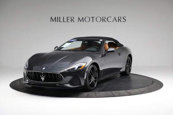 New 2018 Maserati GranTurismo Sport Convertible for sale Sold at Alfa Romeo of Westport in Westport CT 06880 2
