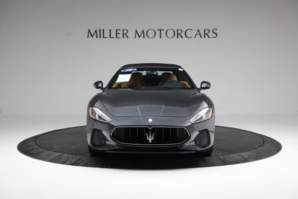 New 2018 Maserati GranTurismo Sport Convertible for sale Sold at Alfa Romeo of Westport in Westport CT 06880 23