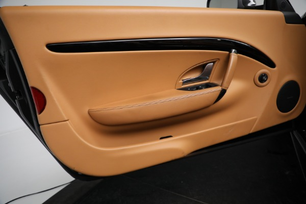 New 2018 Maserati GranTurismo Sport Convertible for sale Sold at Alfa Romeo of Westport in Westport CT 06880 27