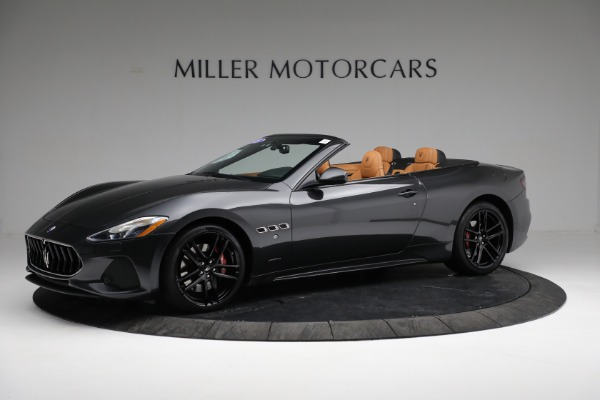 New 2018 Maserati GranTurismo Sport Convertible for sale Sold at Alfa Romeo of Westport in Westport CT 06880 3