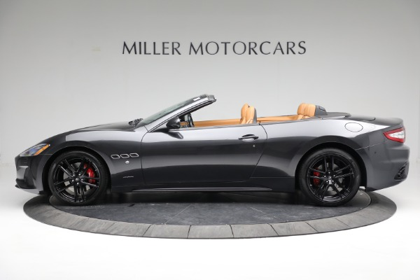New 2018 Maserati GranTurismo Sport Convertible for sale Sold at Alfa Romeo of Westport in Westport CT 06880 5