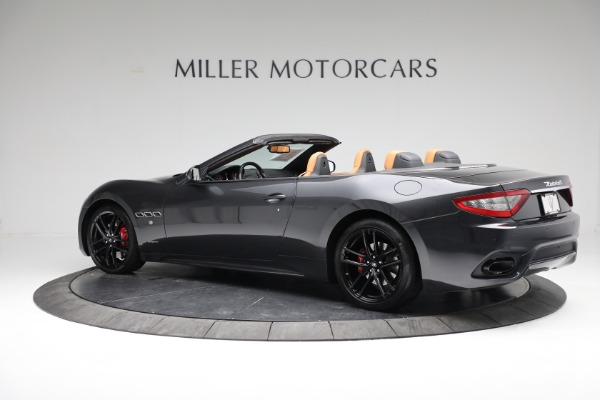 New 2018 Maserati GranTurismo Sport Convertible for sale Sold at Alfa Romeo of Westport in Westport CT 06880 9