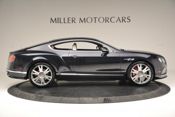 Used 2016 Bentley Continental GT V8 S for sale Sold at Alfa Romeo of Westport in Westport CT 06880 9