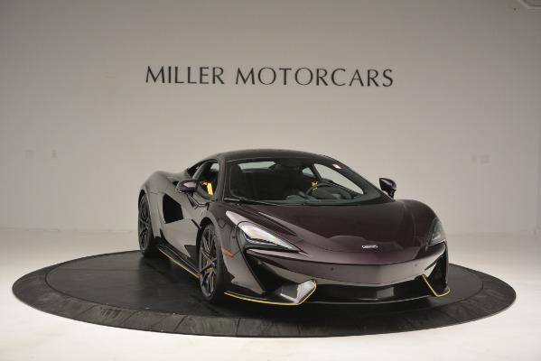 Used 2018 McLaren 570S for sale Sold at Alfa Romeo of Westport in Westport CT 06880 11