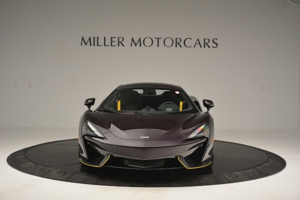 Used 2018 McLaren 570S for sale Sold at Alfa Romeo of Westport in Westport CT 06880 12