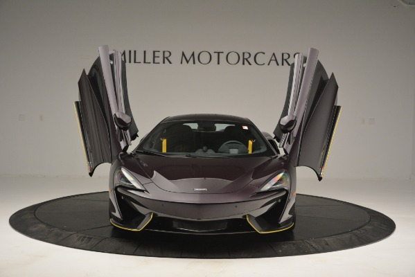 Used 2018 McLaren 570S for sale Sold at Alfa Romeo of Westport in Westport CT 06880 13