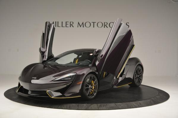 Used 2018 McLaren 570S for sale Sold at Alfa Romeo of Westport in Westport CT 06880 14