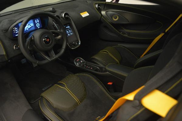 Used 2018 McLaren 570S for sale Sold at Alfa Romeo of Westport in Westport CT 06880 15