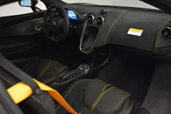 Used 2018 McLaren 570S for sale Sold at Alfa Romeo of Westport in Westport CT 06880 18