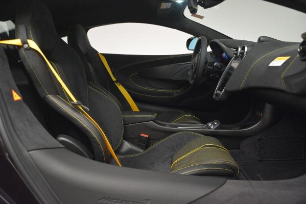 Used 2018 McLaren 570S for sale Sold at Alfa Romeo of Westport in Westport CT 06880 19