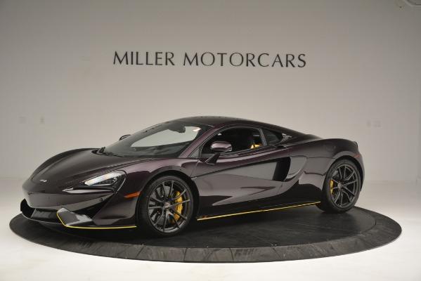 Used 2018 McLaren 570S for sale Sold at Alfa Romeo of Westport in Westport CT 06880 2
