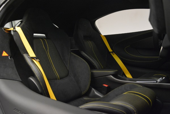 Used 2018 McLaren 570S for sale Sold at Alfa Romeo of Westport in Westport CT 06880 20