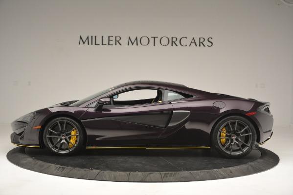 Used 2018 McLaren 570S for sale Sold at Alfa Romeo of Westport in Westport CT 06880 3