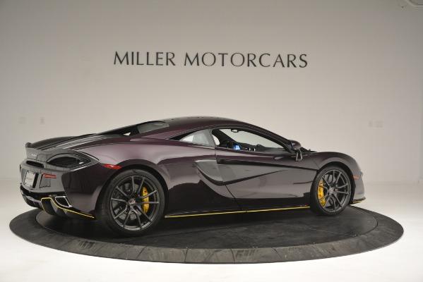 Used 2018 McLaren 570S for sale Sold at Alfa Romeo of Westport in Westport CT 06880 8