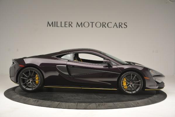 Used 2018 McLaren 570S for sale Sold at Alfa Romeo of Westport in Westport CT 06880 9